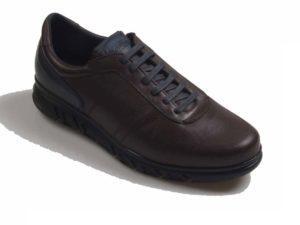 Blucher tipo deportivo zapato hombre