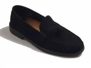 zapato piel serraje para hombre